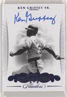 Ken Griffey Sr. #/15