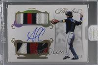 Ozzie Albies [Uncirculated] #/10