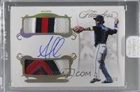Ozzie Albies /10 [Uncirculated]