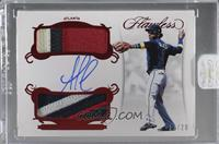 Ozzie Albies [Uncirculated] #/20