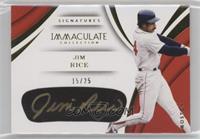 Jim Rice #/25