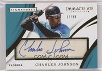 Charles Johnson #/99