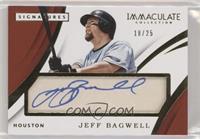 Jeff Bagwell #/25
