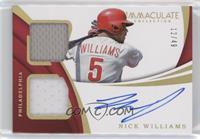 Nick Williams #/49