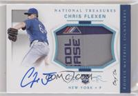 Rookie Materials Signatures - Chris Flexen #/1