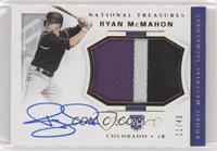 Rookie Materials Signatures - Ryan McMahon #/49