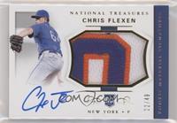 Rookie Materials Signatures - Chris Flexen #/49