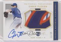 Rookie Materials Signatures - Chris Flexen #/25