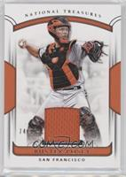 Relics - Buster Posey /99