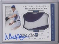 Rookie Materials Signatures - Walker Buehler /99