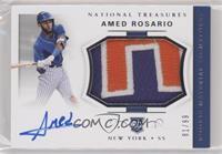 Rookie Materials Signatures - Amed Rosario /99