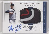 Rookie Materials Signatures - Max Fried /99