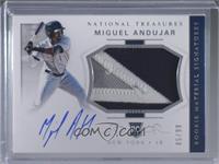 Rookie Materials Signatures - Miguel Andujar /99