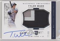 Rookie Materials Signatures - Tyler Wade #/99