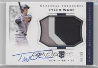Rookie Materials Signatures - Tyler Wade /99