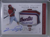 Rookie Materials Signatures - Victor Robles /99