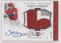 Rookie Materials Signatures - Scott Kingery #/99