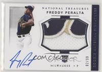 Rookie Materials Signatures - Freddy Peralta #/99