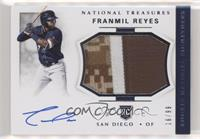 Rookie Materials Signatures - Franmil Reyes /99