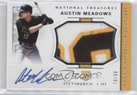 Rookie Materials Signatures - Austin Meadows #/99