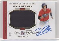 Kevin Newman #/49