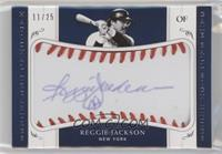 Reggie Jackson #/25