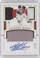 Anthony Banda #/49