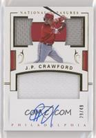J.P. Crawford #/49