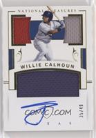 Willie Calhoun #/49