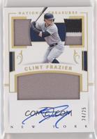 Clint Frazier #/25