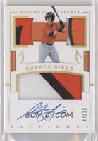 Chance Sisco #/25