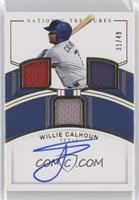 Willie Calhoun /49