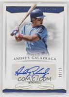 Andres Galarraga #/15