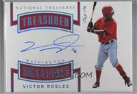 Victor Robles [Noted] #/1