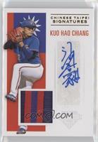 Kuo Hao Chiang /17