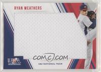 Ryan Weathers #/299