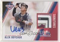Alek Boychuk #/6