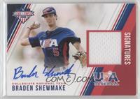 Braden Shewmake #137/299