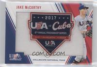 Jake McCarthy #/1