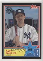 Gary Sanchez #/299