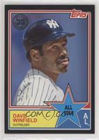 Dave Winfield #/299