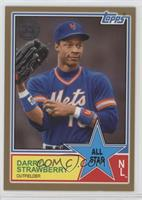 Darryl Strawberry #47/50