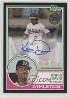 Khris Davis /99