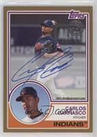 Carlos Carrasco #/50