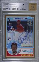 J.P. Crawford /50 [BGS 9 MINT]