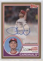 Luke Weaver #/50