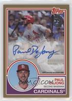Paul DeJong #/50
