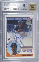 Francisco Mejia [BGS 9 MINT]