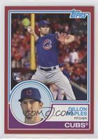 Dillon Maples #/10