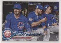 Chicago Cubs #/190